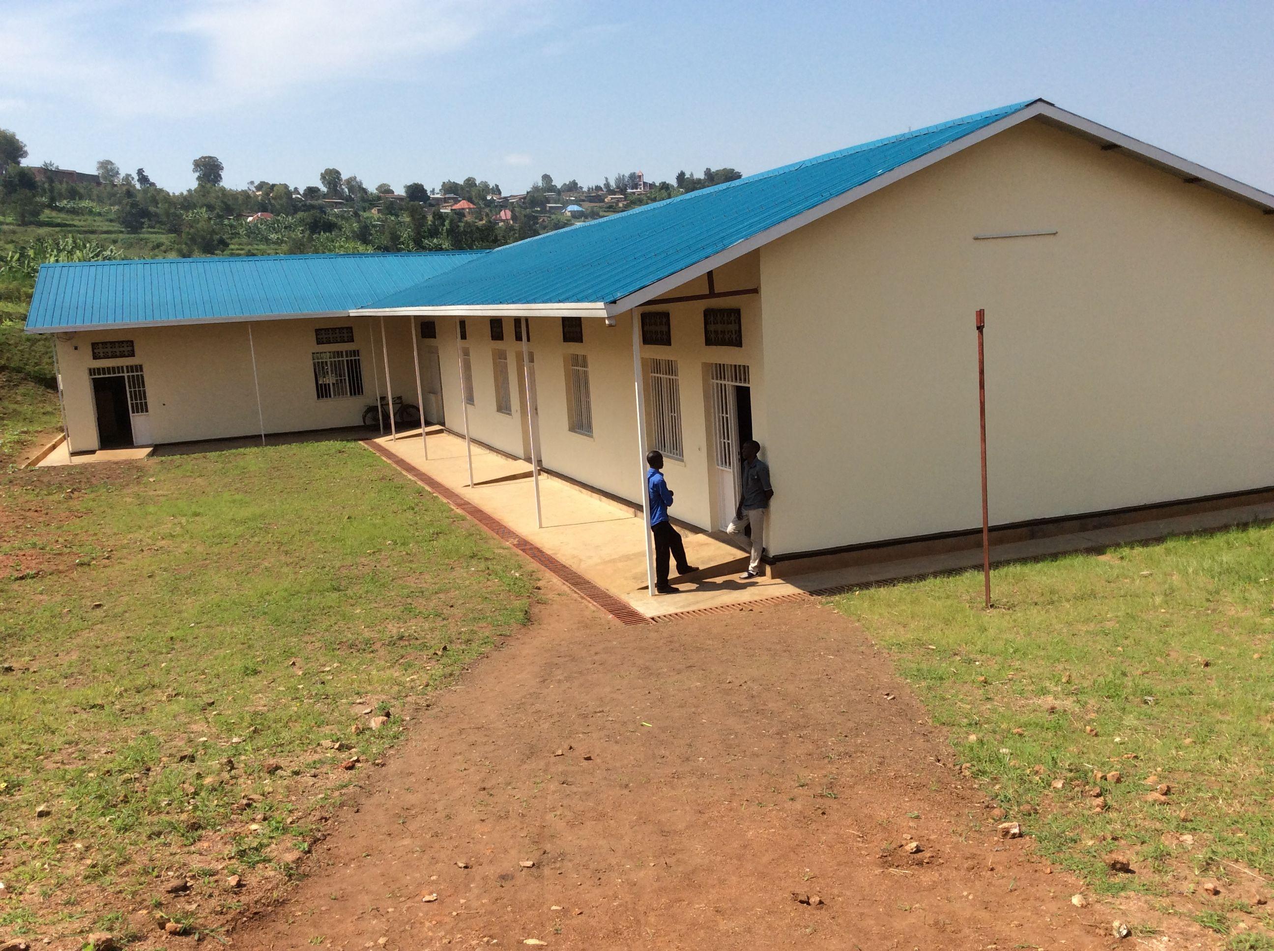 Rising Angels Rwanda Africa